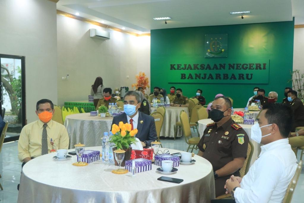 Perkuat Sinergi, Pemkot Banjarbaru dan Kejari Optimalkan Penanganan Hukum di Banjarbaru