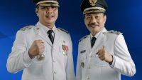 Walikota dan Wakil Walikota Banjarbaru Dilantik di Mahligai Pancasila