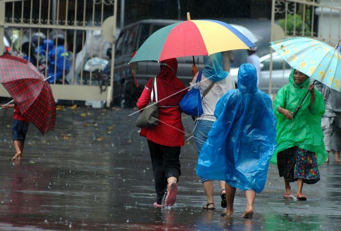 Jual Jas Hujan dan Payung
