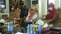 Audiensi Pemkot Banjarbaru dengan RSDI Banjarbaru