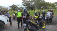 Berkat Cangkal, Polisi Berhasil Amankan Pelaku Pembalap Liar