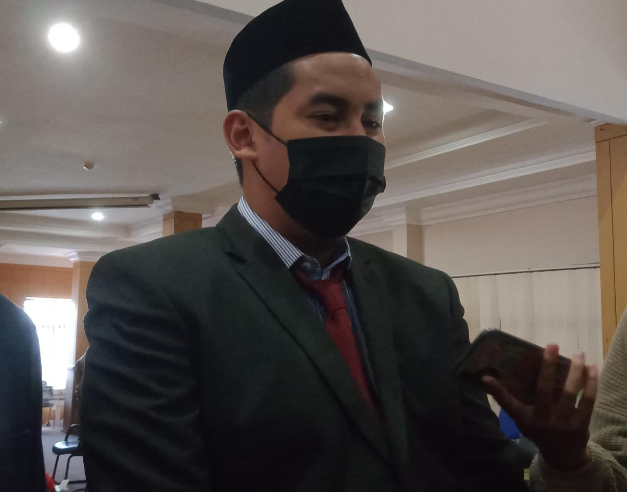 Ketua DPRD Kota Banjarbaru Maklumi Kesibukan Aditya