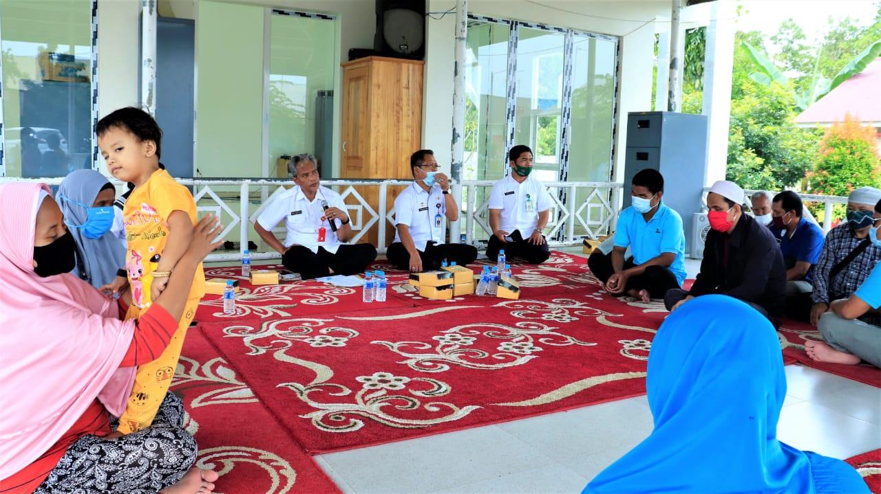 Sekda Banjarbaru Beri Aturan Tegas pada Penghuni Rumah Disabilitas Netra