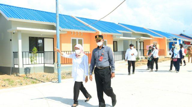 Siap Huni, Begini Cara Tempati 15 Rumah Disabilitas Banjarbaru