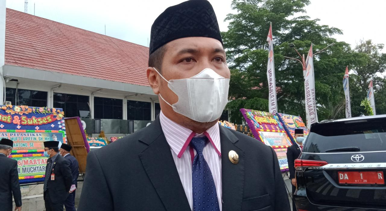 Usai Sartijab, Walikota Banjarbaru Bertolak ke Jakarta