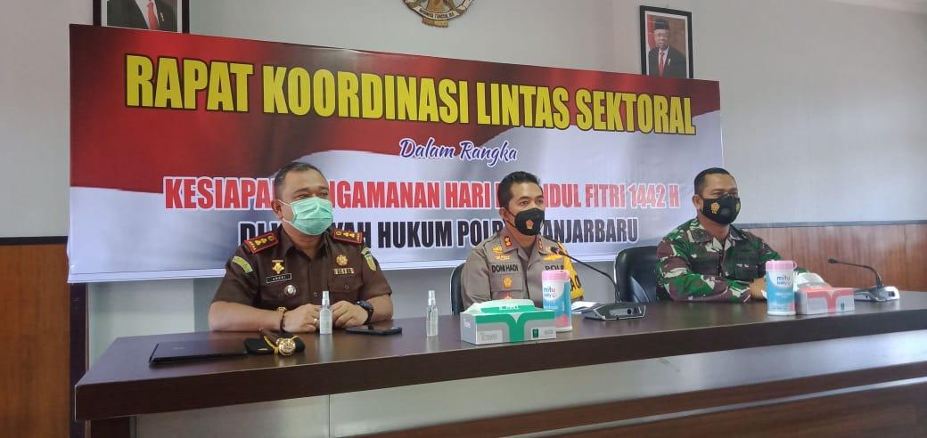 Banjarbaru Siapkan 3 Pos Pengamanan Jelang Lebaran