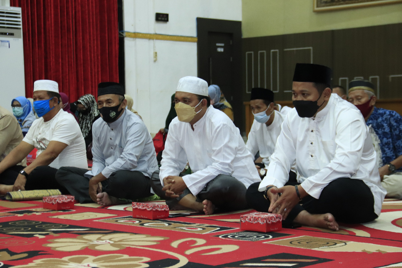 Bukber Walikota dan Wawali Banjarbaru dengan Lurah dan Camat Banjarbaru Utara