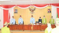 Harjad ke 22 Banjarbaru, Fadliansyah Jaga Kekompakan Legislatif dan Eksekutif