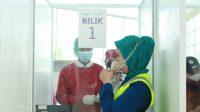 Layanan Genose C19 di Bandara Internasional Syamsudin Noor
