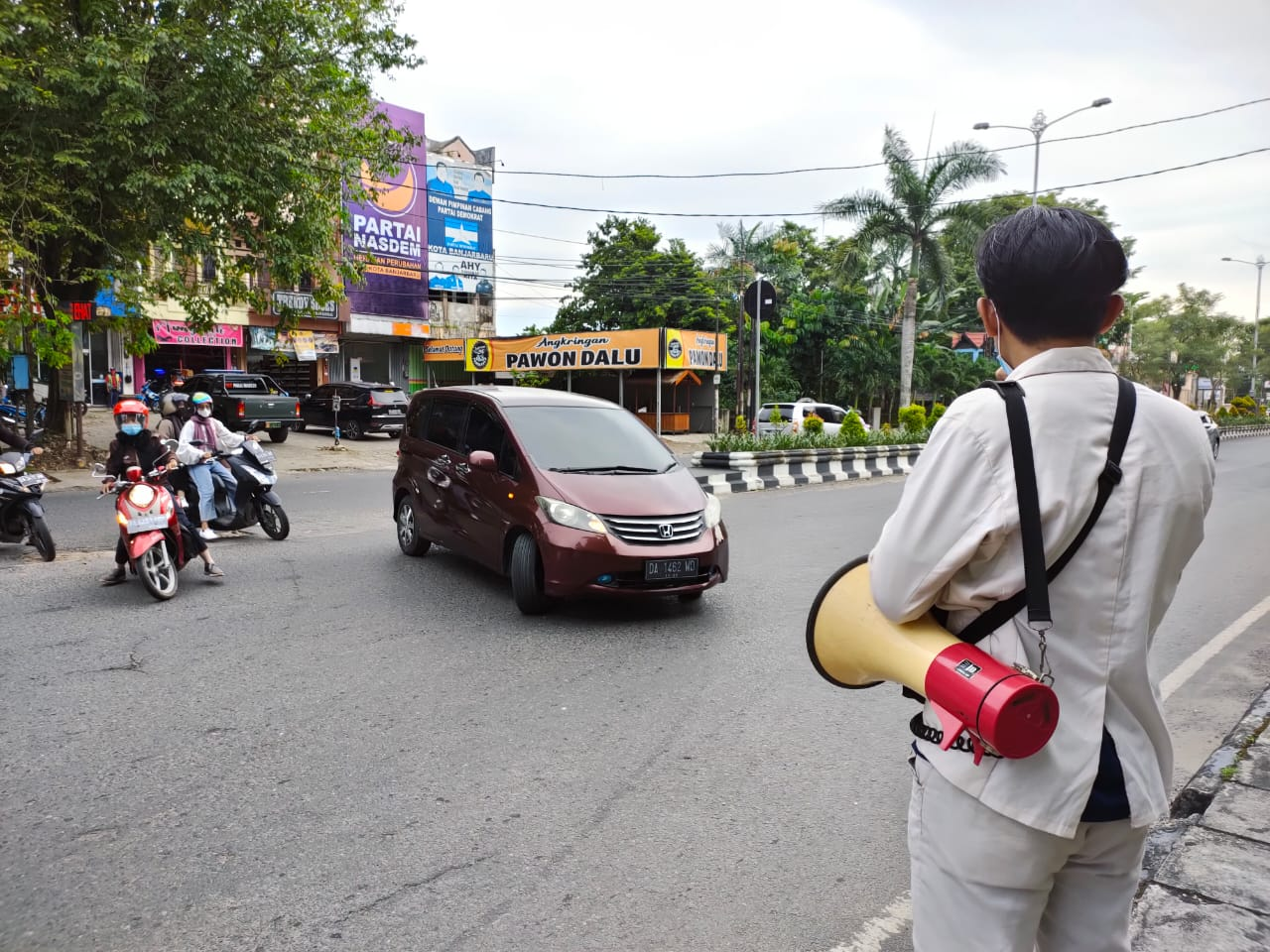 PC KMHDI Banjarbaru Galang Dana untuk Korban Bencana di NTB dan NTT