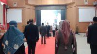 Pelantikan Dewan Pengawas RSDI Kota Banjarbaru