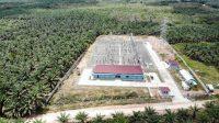 Perkuat Pasokan Listrik di Kalteng, PLN Operasikan Gardu Induk Pangkalan Banteng