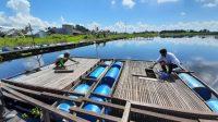 Program PLN Peduli, Bantu Bina Desa Ekowisata Banyu Hirang