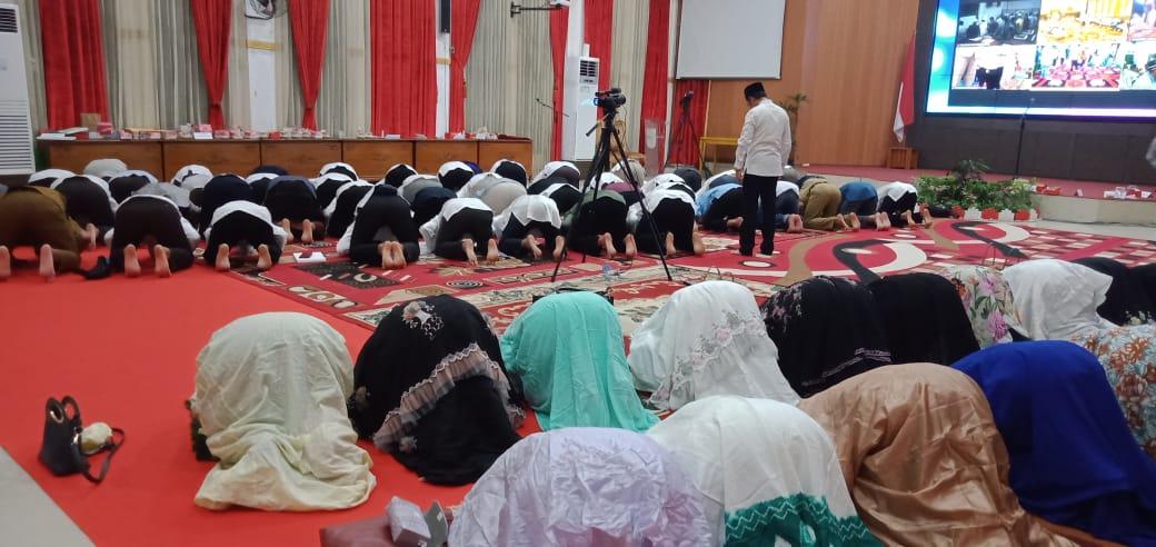 Rayakan Harjad ke 22 Banjarbaru dengan Bukber dan Shalat Hajat