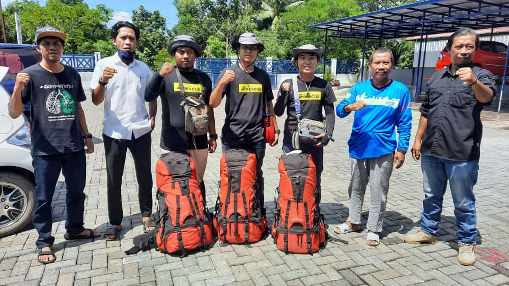 Setelah NTT, Borneo Rescue Kembali Kirim Relawan ke Malang