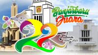 Ini Makna Logo Burung Karuang Membawa Karamunting di Harjad ke 22 Kota Banjarbaru