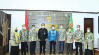 Walikota dan Wawali Banjarbaru Lakukan Ekspose dengan Bappeda dan BPKAD
