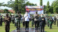 Apel Operasi Ketupat Intan, Polres Banjarbaru Siapkan Pengamanan Jelang Lebaran