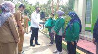 Jelang Lebaran, Pasukan Hijau Mendapat Sembako dan THR