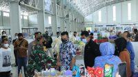 Jelang Lebaran, Walikota Banjarbaru Sidak Pusat Perbelanjaan