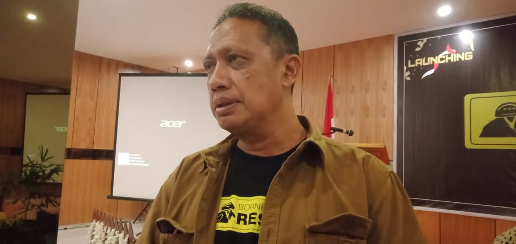 Launching Borneo Rescue di Banjarbaru