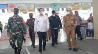 Walikota Banjarbaru dan Forkopimda Sidak Tempat Wisata dan Mall