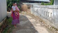 Warga Gang Agrabudi Landasan Ulin Keluhkan Jalan Rusak