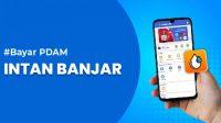 Selain Offline, Pembayaran Tagihan PDAM Intan Banjar Juga Bisa Secara Online