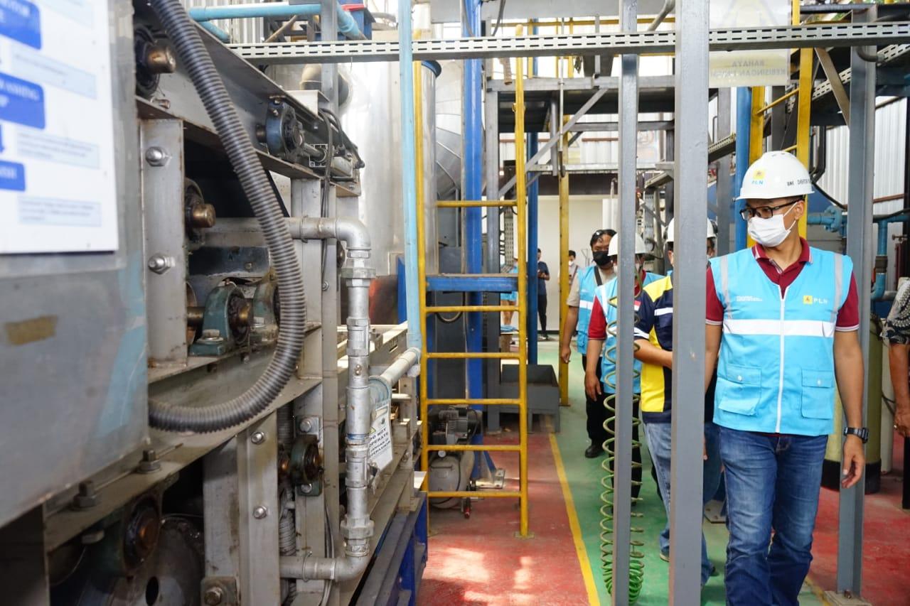 Bentuk Dukungan PLN dalam Atasi Permasalahan Sampah, PT PLN Beli Energi Hijau Produksi PLTSa Surakarta