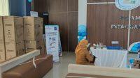 MANTAP! 40 Pelanggan PDAM Intan Banjar Dapat Mesin Cuci