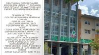 Dibutuhkan Pendonor untuk Pasien di RSDI Banjarbaru dengan Kriteria Berikut
