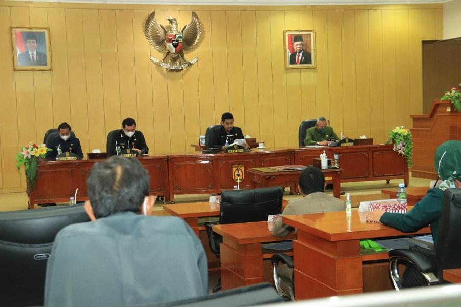 Ini Dua Raperda yang Diusulkan DPRD Kota Banjarbaru