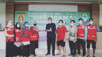 Keluarga Besar RSDI Berterimakasih pada Relawan Sedekah 2000 KSR-PMI ULM