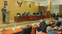 Pemko Banjarbaru Ajukan APBD Perubahan, Ketua DPRD Terget Disahkan Akhir Agustus