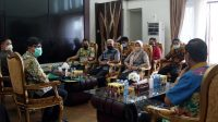 BPJS Serahkan Santunan Jaminan Kematian untuk Pegawai Non ASN di Kota Banjarbaru