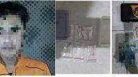 Hasil Pengembangan, Polres Banjar Kembali Meringkus Pelaku Narkotika