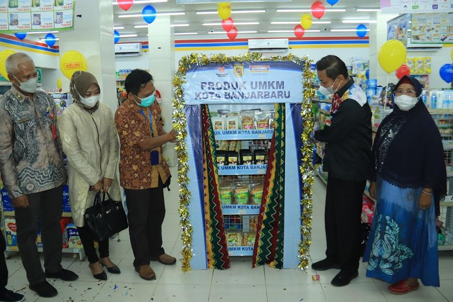 Launching Produk UMKM Kota Banjarbaru