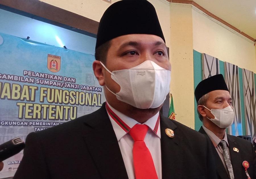 PPKM Banjarbaru Turun Jadi Level 3, Walikota Inmendagri Belum Turun