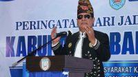 Puncak Harjad ke-71, Gubernur Kalsel Dukung Kemajuan Kabupaten Banjar