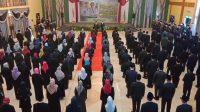 179 Pejabat Dilantik, Ada 2 sampai 3 Rotasi Jabatan di Setiap SKPD di Banjarbaru