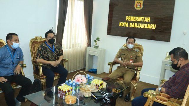 Pasarkan Produk UMKM, Pemkot Banjarbaru Gandeng PT Indomarco Prismatama