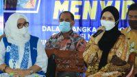 Peringati Hari Batik Nasional, Banjarbaru Gelar Pelatihan Menyirang