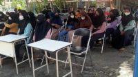 Ratusan Pelajar di SMK PP Negeri Banjarbaru Ikuti Vaksinani