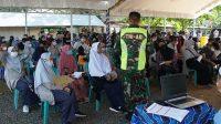 Wawali Banjarbaru Tinjau Vaksinani Siswa-siswi di SIT Robanni